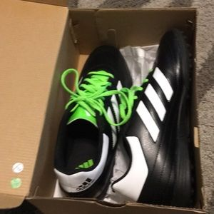 adidas BB0585 Mens Goletto VI TF Soccer Shoe NWT